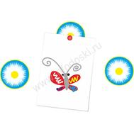 """Магнитный элемент для рисунков """"Одуванчик"""", фото 1"""