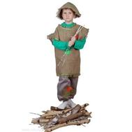 Сюжетный костюм для детского сада ЛЕСОВИЧОК, Д91180, фото 1
