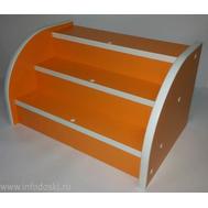 Подставка для поделок ФАНТАЗИЯ 45*26*30см манго, фото 1