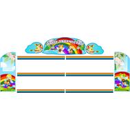 Комплект стендов для детских рисунков (пчелка), фото 1