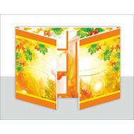 Лэпбук для детского сада ОСЕННИЙ, А3, фото 1