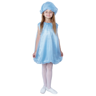 Капелька (девочка): платье + шапочка, фото 1