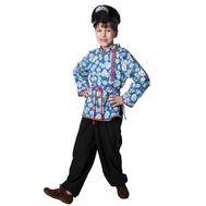 Дед (рубаха, пояс — веревка, штаны, картуз), фото 1