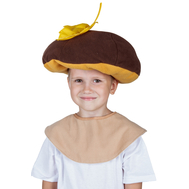 Грибочек (шапочка) боровик, фото 1