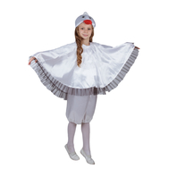 Аист (шапочка + штаны + накидка - крылья), фото 1