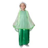 Весна (девочка): платье + головной убор, фото 1