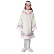 Костюм северных народностей (девочка): малица, унты, головной убор, фото 1