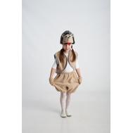 Ежик (шапочка + жилет + лапки + штанишки с хвостиком), фото 1