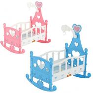 Кроватка-качалка для куклы №3 62079 П-Е, фото 1