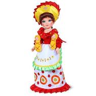 Кукла Анастасия Дымковская барыня, фото 1
