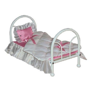 Кроватка д/куклы КР-170, фото 1