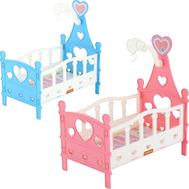 Кроватка для куклы №3 62055 П-Е, фото 1