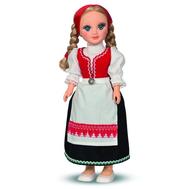 Кукла Анастасия в норвежском костюме, фото 1