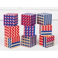"Кубики ""Абстракция"", фото 1"