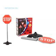 """Дорожный знак ростовой """"STOP""""  70 см., фото 1"""