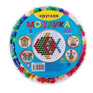 Мозаика круглая, 250 элементов, фото 1