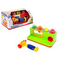 Развивающая игрушка «Стучалка», звуковые эффекты, работает от батареек, МИКС, фото 1