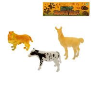 Набор животных «На ферме», 3 фигурки, фото 1