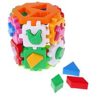 """Игрушка сортер-куб """"Умный малыш"""", фото 1"""