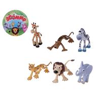 """Набор животных """"Мадагаскар"""", 6 штук, фото 1"""