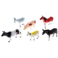 """Набор животных """"Домашние животные"""", 6 фигурок, фото 1"""
