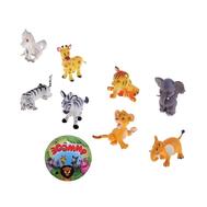 """Набор животных """"Маленькая африка"""", 8 штук, фото 1"""