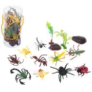 Набор животных «Насекомые», 10 фигурок с аксессуарами, фото 1