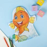 "Игрушка на руку ""Золотая рыбка"", фото 1"