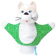"Игрушка-рукавичка ""Котёнок"", цвета МИКС, фото 1"