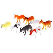 "Набор животных ""Ферма"", 8 фигурок, фото 1"