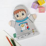 """Игрушка на руку """"Космонавт"""", фото 1"""