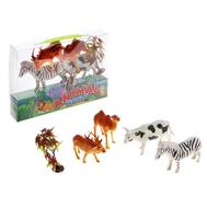 """Набор животных """"Животные планеты"""", 4 фигурки с аксессуарами, фото 1"""