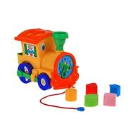 Игрушка-сортер «Занимательный паровоз», фото 1