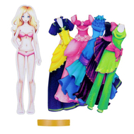 """Кукла """"Алиса"""" с бальными платьями, фото 1"""