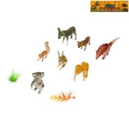 """Набор животных """"Дикая природа-2"""", 7 фигурок с аксессуарами, фото 1"""