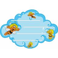 Стенд для детских поделок для группы ПЧЕЛКИ, 0,99*0,66м, фото 1