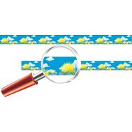 Магнитная полоса для детских рисунков СОЛНЫШКО, фото 1