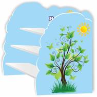 Подставка для детских поделок ДЕРЕВО, фото 1