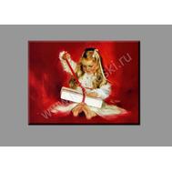 """Картина на подрамнике """"Подарок"""" (печать на холсте), фото 1"""