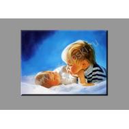 """Картина на подрамнике """"Малыши"""" (печать на холсте), фото 1"""