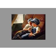 """Картина на подрамнике """"Дружба"""", фото 1"""