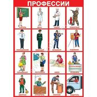 Плакат А2 ПРОФЕССИИ 0-02-312, фото 1