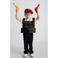 """Сюжетный костюм для детского сада """"Боец спецназа"""", фото 1"""