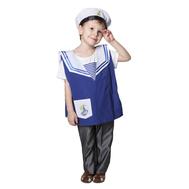 Сюжетный костюм для детского сада МОРЯК, Д61022, фото 1