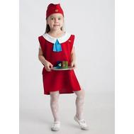 """Сюжетный костюм для детского сада """"Стюардесса"""", фото 1"""