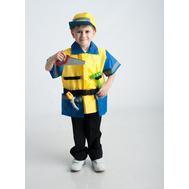 """Сюжетный костюм для детского сада """"Рабочий"""", фото 1"""