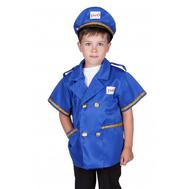 """Сюжетный костюм для детского сада """"Машинист"""", фото 1"""
