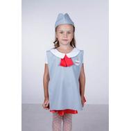 """Сюжетный костюм для детского сада """"Проводница"""", фото 1"""