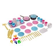 Детский кухонный набор «Столовый», 52 предмета, фото 1