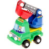 Детская машинка-конструктор «Экскаватор», МИКС, фото 1